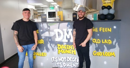 Brothers behind fiercely popular Dacent Munch open first restaurant on northside