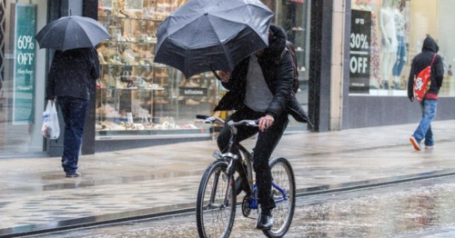 Met Eireann's forecast for the coming week of 'unsettled' weather