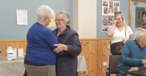 Watch Northside women who are lifelong friends reunite after a year of lockdown