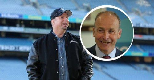 Taoiseach reckons Garth Brooks should bring megashow to Cork's Pairc Ui Chaoimh