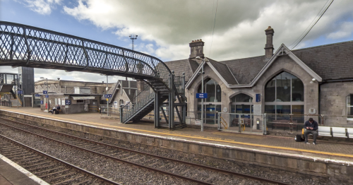 Cork train to Dublin failed because 'youths were interfering with doors'