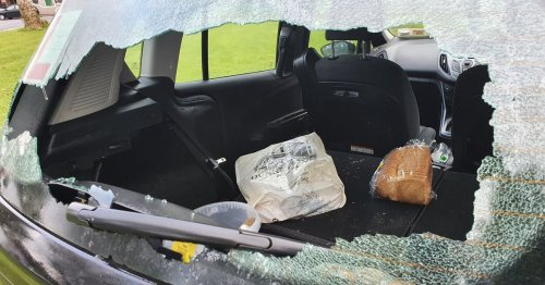 Pensioner's car vandalised as she visits Cork graveyard