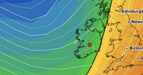 Weird weather as Met Eireann warn of sudden change that'll hit very soon