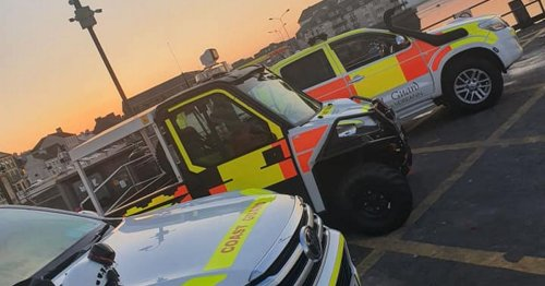 Missing woman found after major 9 hour search inland and off Cork's coast