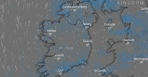Cork's weekend forecast...well, we've seen better