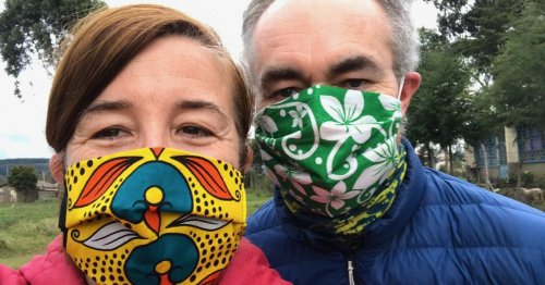 Cork woman and her husband complete charity walk in Kenya