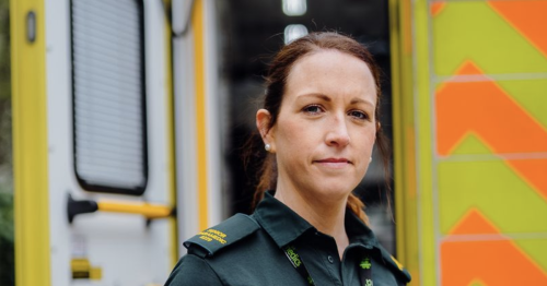 Cork paramedic spat at by patient during pandemic relives 'traumatic' ordeal