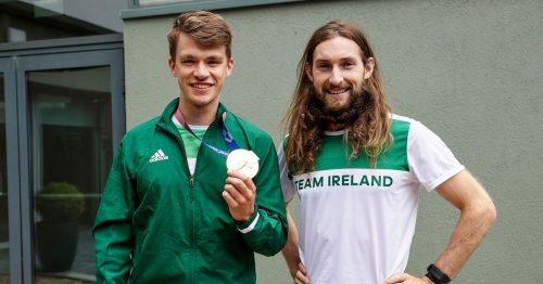 Cork's Olympic medal winners are back on home soil