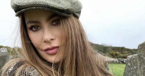 Modern Family star morphing into Cillian Murphy on Cork holiday