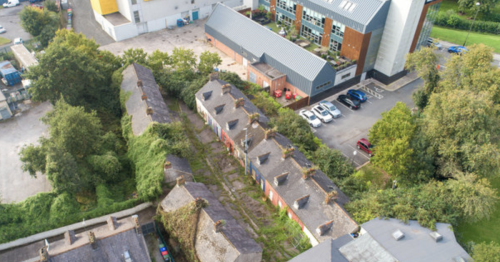 Rows of empty mill-worker houses in Cork city to be brought back to life