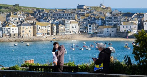 Cornwall has 21 Covid hotspots after sharp rise in cases