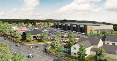 Huge retail park plans scrapped to make way for new homes