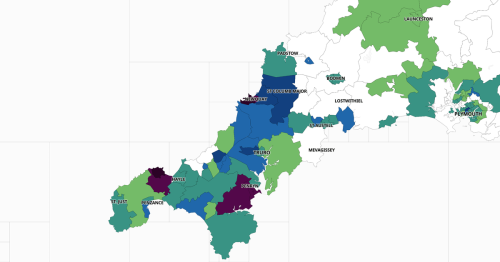 106 new Covid cases and two new 'clusters' in Cornwall
