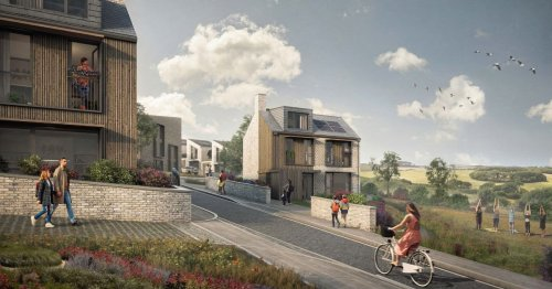 Council snaps up more land for 'new town' development