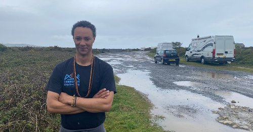 Residents defend travellers following fears about coastal site