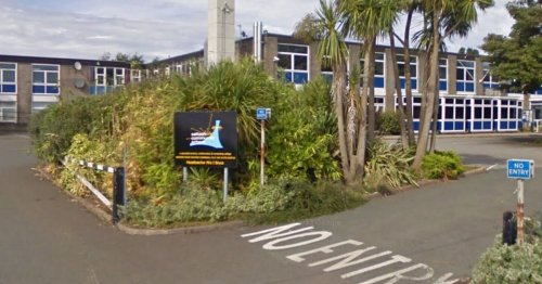 School lockdown after pupil took in 'replica WW2 pipe-bomb'