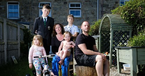 Family of six facing homelessness amid housing crisis