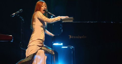 Tori Amos' new album was inspired by lockdown in Cornwall