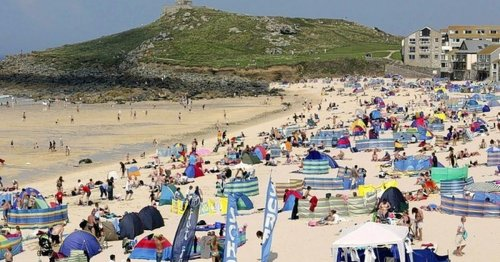 Tourists told to bring Covid tests with them to Cornwall