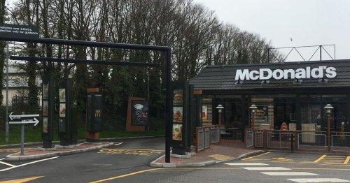 McDonald's in Cornwall hit by coronavirus outbreak