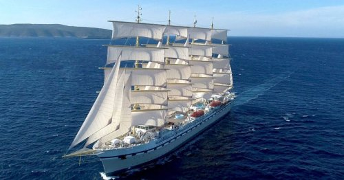 World's tallest cruise ship is coming to Cornwall