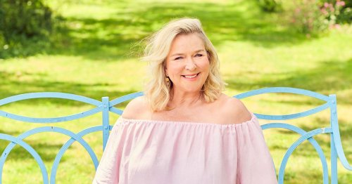 Fern Britton 'working out what's next' in Cornwall after split