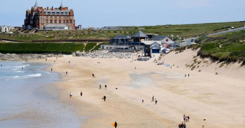 Newquay's Covid-19 cases almost triple national average