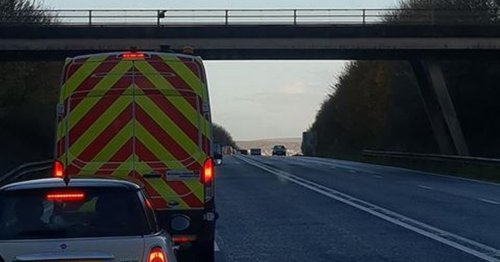 Two A30 incidents spark traffic delays