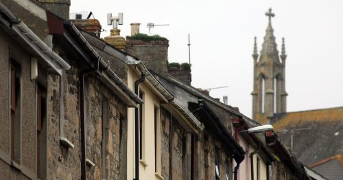 Cornish town has third highest house price increase in the UK