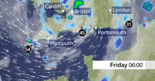 Storm Evert will 'get worse' as gale force winds batter region