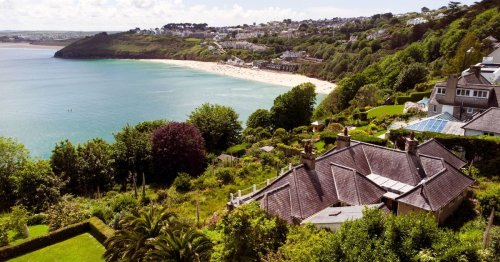 Home with unreal views over Carbis Bay goes on the market
