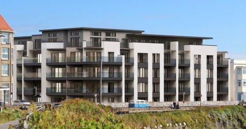 Developer slammed for advertising flats as second homes