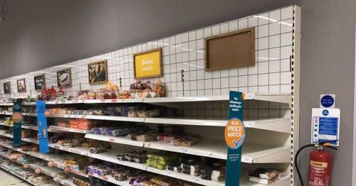 Sainsbury's pulls down photo after cream tea gaffe goes viral