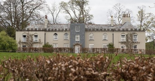 Inside Prince Charles' official residence in Cornwall