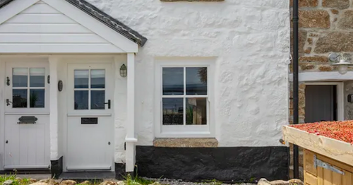 A tiny terraced house in Cornwall now costs up to £700K