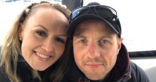 Couple find love having treatment in hospital brain tumour ward