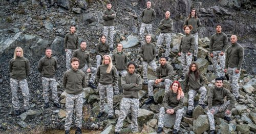 Live updates as Cornish teen takes on SAS: Who Dares Wins