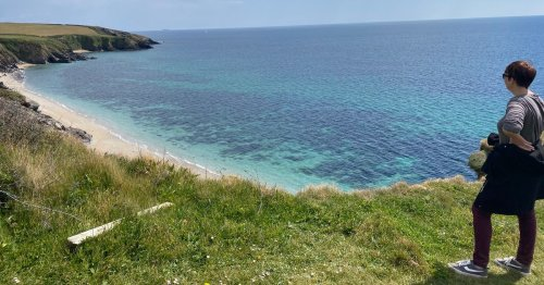 Cornish coast walk will fill your heart and belly with joy