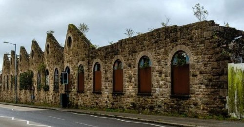 Abandoned Cornwall buildings most at risk of collapse