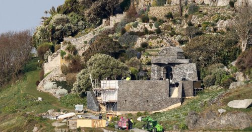 Biggest clue yet that Game of Thrones is filming in Cornwall