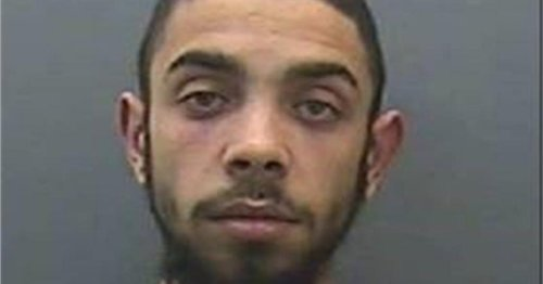 Call 999 immediately if you see criminal on the run