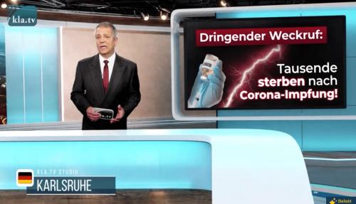 """""""Weckruf"""" von """"Kla.tv"""" über angebliche Schäden nach Corona-Impfungen führt in die Irre"""