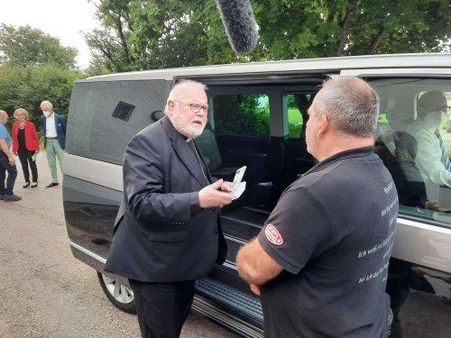 Nach Recherche von CORRECTIV und Frontal: Kardinal Marx bittet in bayerischer Gemeinde um Entschuldigung