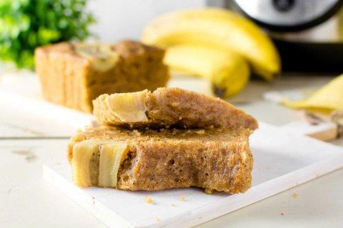 Instant Pot Banana Bread