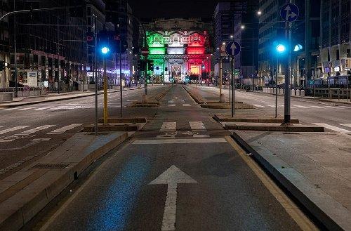 Milano distopica di Alessio Consorte - Foto Style