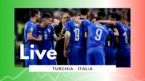 LIVE Turchia-Italia 0-3, Europei 2020: buona la prima per gli azzurri