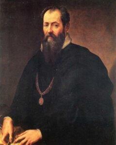 Una personale per Giorgio Vasari, l'Allegoria della Giustizia