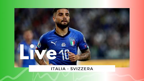 LIVE Italia-Svizzera, 3-0 Euro2020: seconda vittoria di fila per gli azzurri
