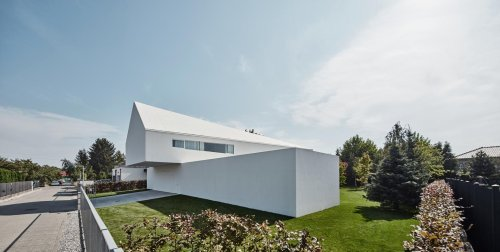 Quadrant House, versione contemporanea della casa rotante