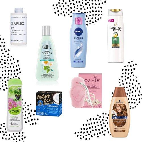 Shampoo im Test: Das sind die 22 besten Shampoos 2020